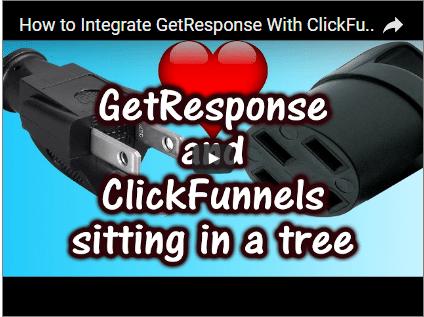 Clickfunnels getresponse integration