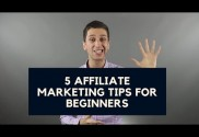5 Affiliate marketing Tips for Beginners